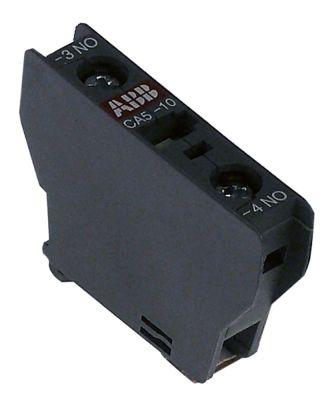 ρελέ επαφές 1NO  AC1 16A AC15 3A σύνδεσμος βιδωτή σύνδεση για επαφείς A9-A50