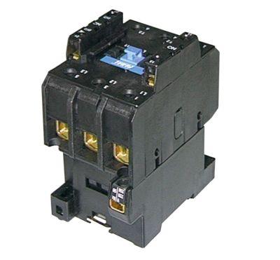 ρελέ ισχύος ωμικό φορτίο 75A 230VAC  (AC3/400V) 32A/22 kW κύριες επαφές 3NO