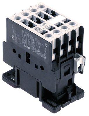 ρελέ ισχύος ωμικό φορτίο 25A 24VAC  (AC3/400V) 9A/4 kW κύριες επαφές 3NO