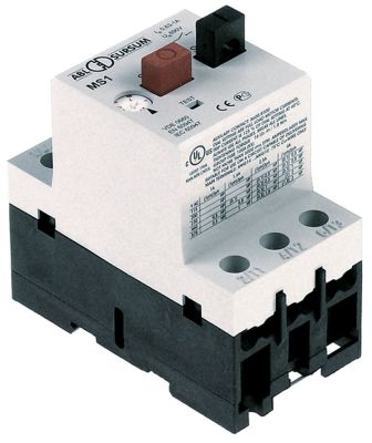 διακόπτης προστασίας μοτέρ τύπος Mbs25-040  εύρος ρύθμισης 2,5-4 A (AC3/400V) 1.5kW