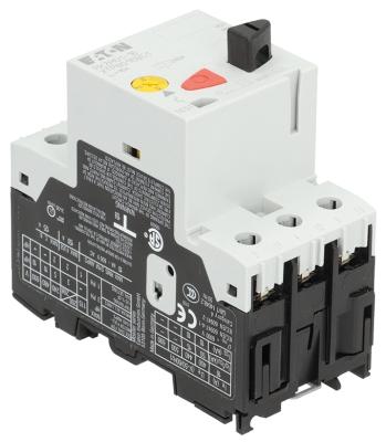 διακόπτης προστασίας μοτέρ τύπος MS16 εύρος ρύθμισης 10-16A (AC3/400V) 7.5kW