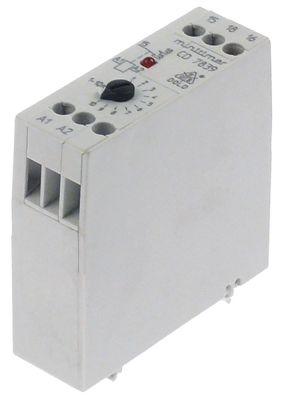 χρονικό DOLD  CD7839.71  χρονικό εύρος 1-10s  220-240VAC  4A 1CO  σύνδεσμος σύνδεση λαβής