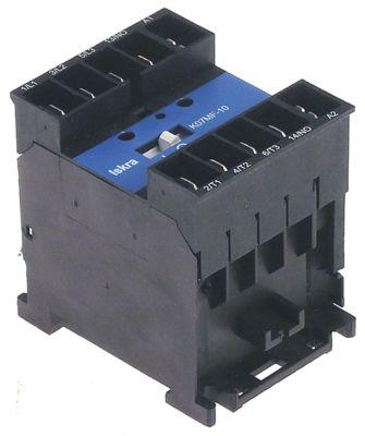 ρελέ ισχύος ωμικό φορτίο 16A 230VAC  (AC3/400V) 8,5A/5,5 kW κύριες επαφές 3NO