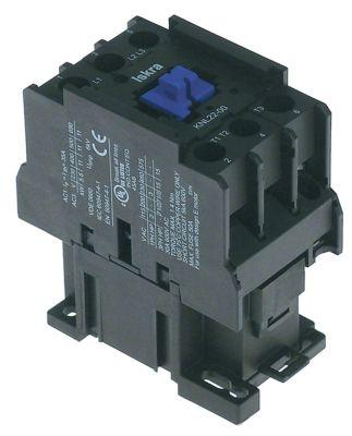 ρελέ ισχύος ωμικό φορτίο 35A 230VAC  (AC3/400V) 32A/15 kW κύριες επαφές 3NO