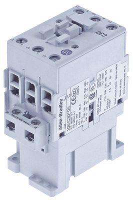 ρελέ ισχύος ωμικό φορτίο 65A 230VAC  (AC3/400V) 30A/15 kW κύριες επαφές 3NO