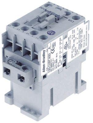 ρελέ ισχύος ωμικό φορτίο 32A 230VAC  (AC3/400V) 9A/4 kW κύριες επαφές 4NO