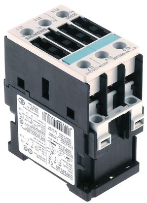 ρελέ ισχύος ωμικό φορτίο 40A 230VAC  (AC3/400V) 25A/11 kW κύριες επαφές 3NO
