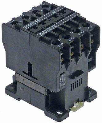 ρελέ ισχύος ωμικό φορτίο 45A 230VAC  (AC3/400V) 23A/11 kW κύριες επαφές 4NO