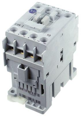 ρελέ ισχύος ωμικό φορτίο 32A 230VAC  (AC3/400V) 9A/4 kW κύριες επαφές 3NO
