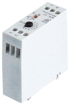 χρονικό DOLD  CD7839.65/100  χρονικό εύρος 0,5-5s  220-240VAC  4A 1NO  σύνδεσμος σύνδεση λαβής