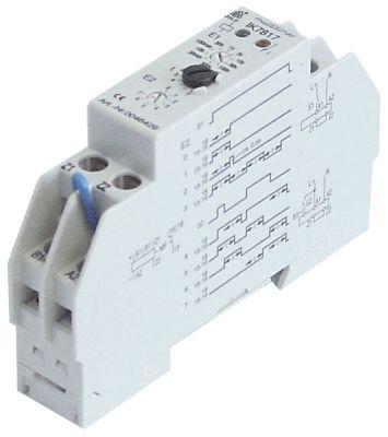 χρονικό DOLD  IK817N.81/200  χρονικό εύρος 0,02s-300h  12-240V AC/DC  1A 1CO