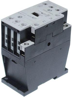 ρελέ ισχύος ωμικό φορτίο 35A 230VAC  (AC3/400V) 17A/7,5 kW κύριες επαφές 3NO
