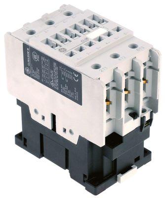 ρελέ ισχύος ωμικό φορτίο 90A 230VAC  (AC3/400V) 50A/22 kW κύριες επαφές 3NO
