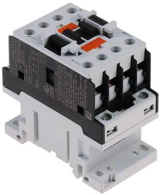 ρελέ ισχύος ωμικό φορτίο 28A 230VAC  (AC3/400V) 12A/5,7 kW κύριες επαφές 3NO