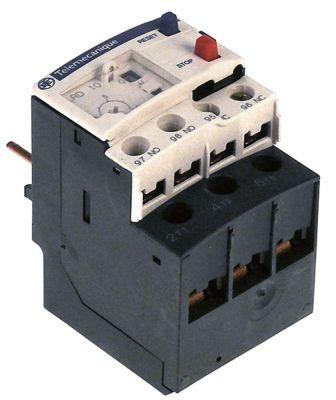 διακόπτης υπερφόρτωσης εύρος ρύθμισης 43015A για επαφείς LC1D