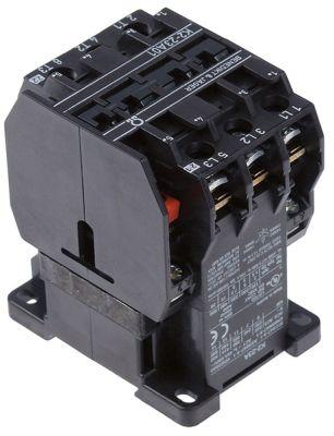 ρελέ ισχύος ωμικό φορτίο 50A 230VAC  (AC3/400V) 30A/15 kW κύριες επαφές 3NO