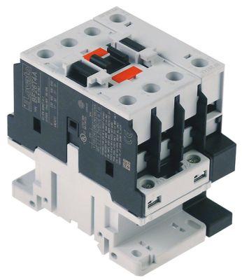 ρελέ ισχύος ωμικό φορτίο 45A 230VAC  (AC3/400V) 26A/13 kW κύριες επαφές 4NO