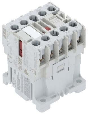 ρελέ ισχύος ωμικό φορτίο 20A 400VAC  (AC3/400V) 9A/4 kW κύριες επαφές 3NO