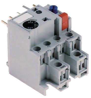 διακόπτης υπερφόρτωσης εύρος ρύθμισης 4-6,3 A τύπος b05-063  για επαφείς LS02K/LS07/LS05/LS06K