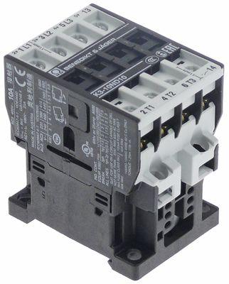 ρελέ ισχύος ωμικό φορτίο 25A 24VAC  (AC3/400V) 10A/4 kW κύριες επαφές 3NO