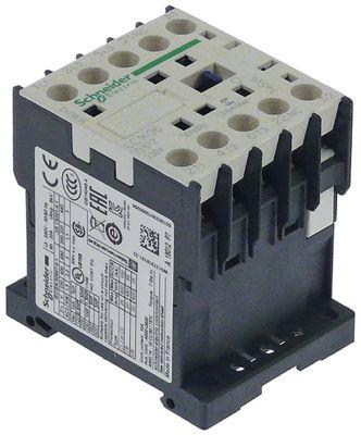 ρελέ ισχύος ωμικό φορτίο 20A 230VAC  (AC3/400V) 6A/2,2 kW κύριες επαφές 3NO