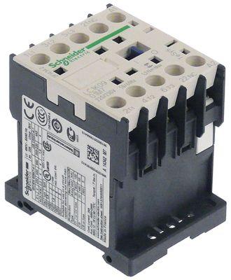 ρελέ ισχύος ωμικό φορτίο 20A 230VAC  (AC3/400V) 9A/4 kW κύριες επαφές 3NO