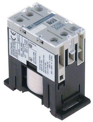 ρελέ ισχύος ωμικό φορτίο 20A 230VAC  (AC3/400V) 5A/2,2 kW κύριες επαφές 2NO