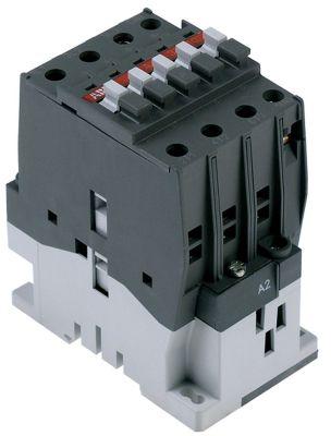 ρελέ ισχύος ωμικό φορτίο 60A 230VAC  (AC3/400V) 37A/18,5 kW κύριες επαφές 3NO