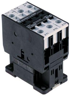ρελέ ισχύος ωμικό φορτίο 50A 230VAC  (AC3/400V) 24A/11 kW κύριες επαφές 3NO