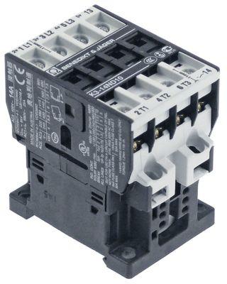 ρελέ ισχύος ωμικό φορτίο 25A 230VAC  (AC3/400V) 14A/5,5 kW κύριες επαφές 3NO