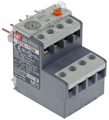 διακόπτης υπερφόρτωσης εύρος ρύθμισης 2,5-4 A τύπος GTK-12M  LS Industrial Systems