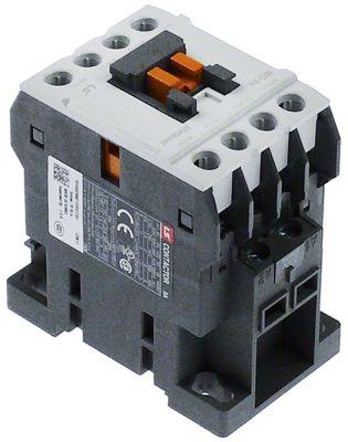 επαφή ωμικό φορτίο 20A 230VAC  (AC3/400V) 9A/4 kW κύριες επαφές 3NO  βοηθητικές επαφές 1NO