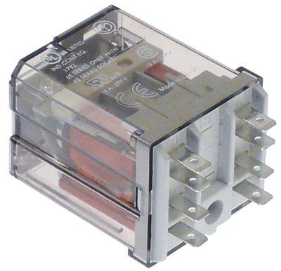 ρελέ ισχύος FINDER  230VAC  16A 2CO  σύνδεσμος F4,8  αρ. κατασκευαστή 62.32.8.230.0000
