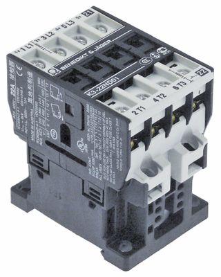 ρελέ ισχύος ωμικό φορτίο 32A 230VAC  (AC3/400V) 22A/11 kW κύριες επαφές 3NO