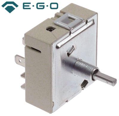 ζημενστάτης EGO  240V 13A μονού κυκλώματος κατεύθυνση περιστροφής δεξιά ø άξονα 5x4 mm