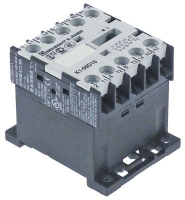 ρελέ ισχύος ωμικό φορτίο 20A 230VAC  (AC3/400V) 9A/5 kW κύριες επαφές 3NO