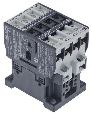 ρελέ ισχύος ωμικό φορτίο 25A 180-210VAC  (AC3/400V) 10A/4 kW κύριες επαφές 3NO