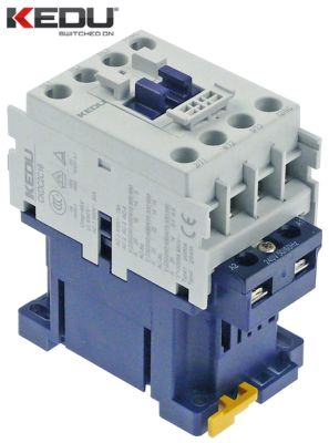 ρελέ ισχύος ωμικό φορτίο 32A 240VAC  (AC3/400V) 16A/7,5 kW κύριες επαφές 3NO