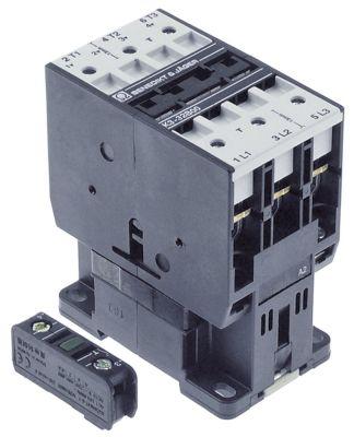 ρελέ ισχύος ωμικό φορτίο 65A 230VAC  (AC3/400V) 32A/15 kW κύριες επαφές 3NO