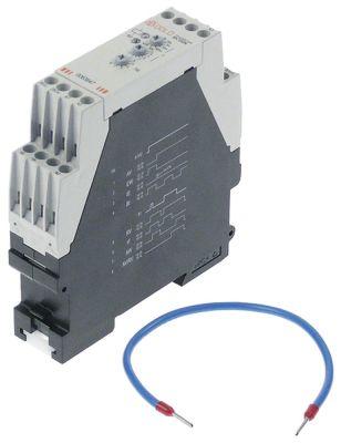 χρονικό DOLD  MK7850N.82/210/61  χρονικό εύρος 0,02s-300h  12-240V AC/DC  5A