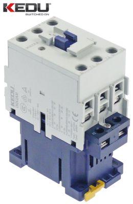 ρελέ ισχύος ωμικό φορτίο 65A 240VAC  (AC3/400V) 30A/15 kW κύριες επαφές 3NO