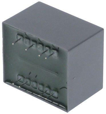 μετασχηματιστής κύρια τάση 230/400 V δευτερεύον 24V 8VA δευτερεύον 0.4A