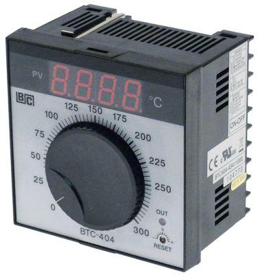 ηλεκτρονικός ελεγκτής BRAINCHILD  τύπος BTC404  μοντέλο 43411000 0 έως +300°C
