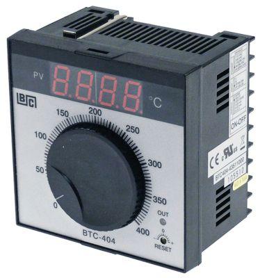 ηλεκτρονικός ελεγκτής BRAINCHILD  τύπος BTC404  μοντέλο 43511000 0 έως +400°C