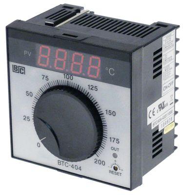 ηλεκτρονικός ελεγκτής BRAINCHILD  τύπος BTC404  μοντέλο 43311000 0 έως +200°C