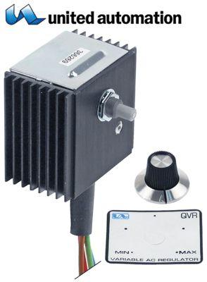 ζημενστάτης ρυθμιστής έντασης φωτισμού QVR 240V 17A κατεύθυνση περιστροφής δεξιά