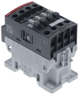 ρελέ ισχύος ωμικό φορτίο 25A 250-500V AC/DC (AC3/400V) 8A/5,5kW κύριες επαφές 3NO