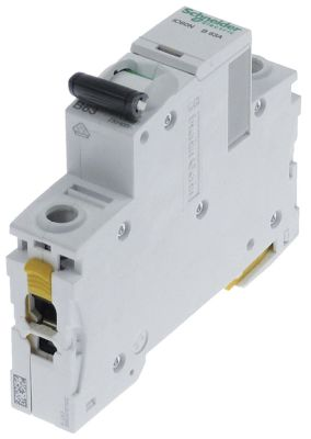 διακόπτης προστασίας αγωγών SCHNEIDER ELECTRIC  1 πόλου τύπος ενεργοποίησης B  63A
