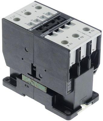ρελέ ισχύος ωμικό φορτίο 130A 230 (AC3/400V) 37kW κύριες επαφές 3NO  σύνδεσμος βίδα τύπος