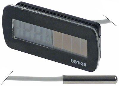 θερμόμετρο ø διάταξης στερέωσης 66x30x12mmmm -20 έως +80°C μήκος καλωδίου 1000mm